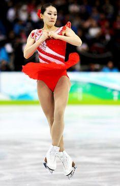 figure skating (Yan Liu)