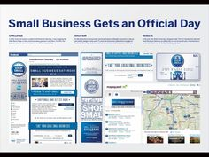 "Direct Grand Prix: ""Small Business Gets an Official Day"" // American Express; Crispin Porter + Bogusky"