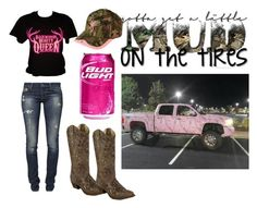 """""""Untitled #163"""" by horses4ever1322 on Polyvore featuring GUESS and Corral"""