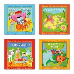 Bijbelverhalen voor kleine handjes