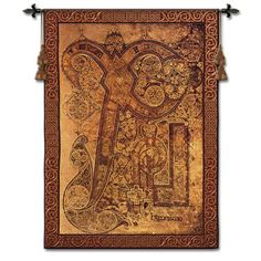 Found it at Wayfair - Chi Rho Illumination Tapestry