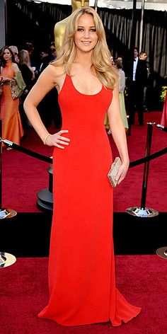 This has to be my favorite Jennifer Lawrence Oscars look so far. But we'll see Sunday at the 2013 Oscars!!! #superexcited