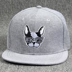 SHARE & Get it FREE | Cool Summer Modern Spectacled Small Dog Head Embroidery Baseball Cap For WomenFor Fashion Lovers only:80,000+ Items·FREE SHIPPING Join Dresslily: Get YOUR $50 NOW!