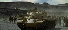Inside the Tanks: The M47 Patton – World of Tanks