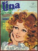 weekly magazine for young girls Tina