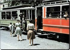 1958'in Çemberlitaşı'nda dolaşmak... #istanbul  #istanlook