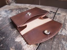 Coin/Card wallet | Flickr - Photo Sharing!