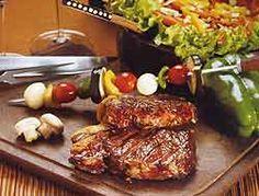 Carne a la brasa, al estilo Uruguay - Recetas Latinas