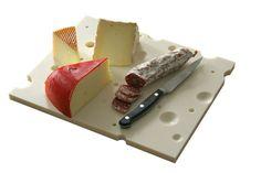 Cheese Board. cute!!