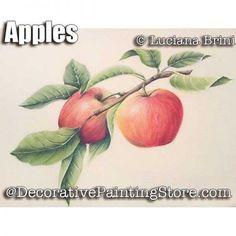 Apples ePattern - Luciana Brini - PDF DOWNLOAD