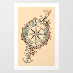 Buy Bon Voyage by Norman Duenas as a high quality Art Print. Worldwide shipping available at Society6.com. Just one of millions of products available.