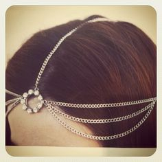 Chain head piece
