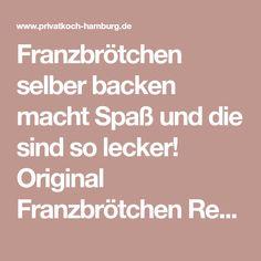 Franzbrötchen selber backen macht Spaß und die sind so lecker! Original Franzbrötchen Rezept mit Plunderteig. Die Hamburger Spezialität.