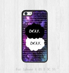The Fault in Our Stars- cute iPhone case :)