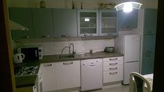 Poradca: Róbert Bendík - kuchyňa Elis Kitchen Cabinets, Home Decor, Decoration Home, Room Decor, Cabinets, Home Interior Design, Dressers, Home Decoration, Kitchen Cupboards
