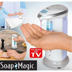 Soap Magic Otomatik sabun makinesi