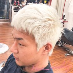 #ヘアカラー #派手髪 #ブリーチ1回 #ホワイトヘア #ホワイトブリーチ #ハイトーンカラー #haircolor #whitehair #rainbow White Blonde, Hair Styles, Instagram, Hair Makeup, Hairdos, Hair Cuts, Hairstyles, Hair Style, Coiffures