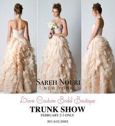 sareh nouri blush dress - Google Search