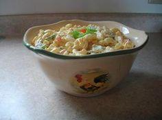 Macaroni Salad (Paula Deen's) Recipe