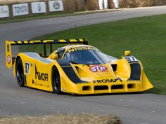 Nissan R91CP, Yellow