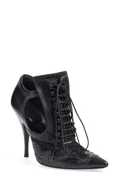 Givenchy 'Lace Show' Boot (Women) available at #Nordstrom
