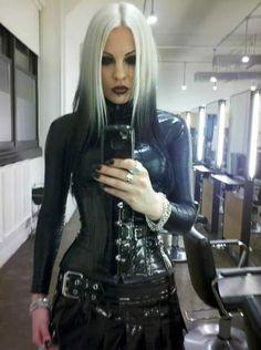Gothic Fashion   goth gothic style fashion girl women https://www.facebook.com/alternativestylepolska