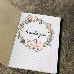 Diy Notebook Cover For School, Diy Pencil Case, Page Decoration, Bullet Journal School, School Notebooks, Pretty Notes, Drawing Quotes, Cool Art Drawings, Too Cool For School
