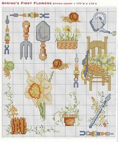Schematic cross stitch Ideas 243
