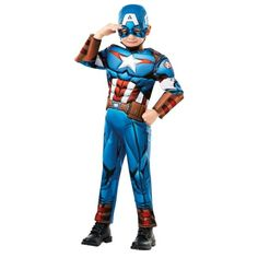 Captain+America,+Deluxe