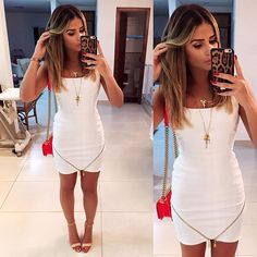 Thássia Naves @thassianaves White babe, white...Instagram photo   Websta (Webstagram)