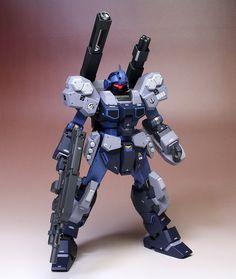 GUNDAM GUY: P-Bandai Exclusive: MG 1/100 Jesta Cannon - Painted Build