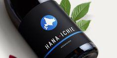 Hana Ichie Sake — The Dieline - Branding & Packaging