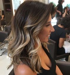 Best hair color for Brunettes . @AMAJORSTYLIST IS A AGENCY REPRESENTED CELEBRITY HAIR STYLIST WORKING AT THE PAD SALON 561-562-5525 AND AT STUDIO 58 SALON ZIONSVILLE, IN 317-873-3555. SPECIALIZING IN NATURAL BEADED ROW, KLIX, EASIHAIR PRO EXTENTIONS, CORRECTIVE HAIR COLOR AND HAIRCUTS.