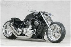 No-Limit-Custom Stealth V-Rod by NLCpix, via Flickr