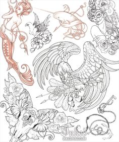 Jessica Mascitti | Sketchbook: Jessica Mascitti : Inked Magazine