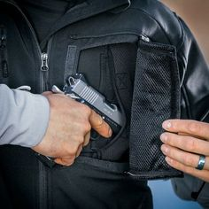 "Now that's what I'm talking about.... ""Tactical Concealed Soft-Shell Carry Jacket : Cabela's - Large"""
