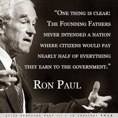 Ron Paul Quote.