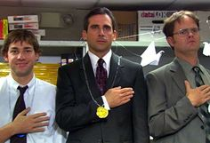 Our Favorite Episodes of the Office: Office Olympics in Season 2!