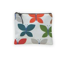 Sally Spicer bags for FORCE! check out the whole line for the Butterfly project - from coin purses to tote bags!