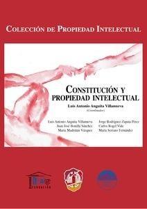 Constitución y propiedad intelectual.  Fundación AISGE, 2014.