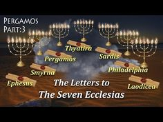 Live Revelation Class Seminar: Pergamos Pt 3 – Jonathan Bowen Video Post – Bible Truth and Prophecy