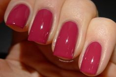 Essence Colour & Go Be Berry Now!  #nails #nailpolish #beauty @Love Varnish www.lovevarnish.com