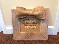 Because someone we love is in Heaven great gift for someone who lost a loved one, family member, mom, dad, children, son, daughter, grandma, grandpa, teacher, friend, or even their dog or cat
