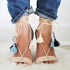 Customiser ses chaussures d'été: 17 DIY repérés sur le web!