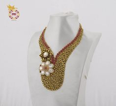 Only for you…. With all my love..... Tag no.3 B-6235 Weight-260.210 Description-Mother of Pearl,Gercon,Glass fill with ruby and Gold with antique polish