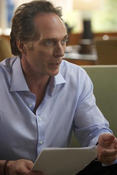 Another Nice sized photo of William Fichtner. No info on this one either. Maybe 'Entourage'??