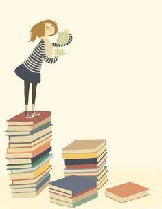 embracebooks:    (via Peppermint Tea by ~marlenakate on deviantART)