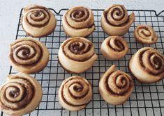 Soft and Fluffy Cinnamon Rolls! ~ The Misadventures of Baking Cinnabon Cinnamon Rolls, Best Cinnamon Rolls, Cinnamon Recipes, Small Bowl, Large Bowl, Carrot Cupcake Recipe, Pork And Beef Recipe, My Recipes, Dessert Recipes