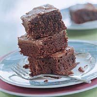 Brownies van AH, super lekker recept en erg makkelijk te maken!