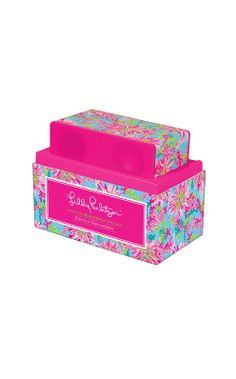 lilly pulitzer wireless speakers! I want this!